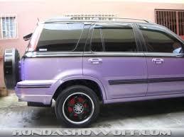 1999 honda crv rims hondashowoff 1999 honda crv black violet