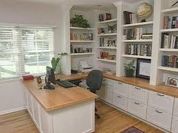 Built In Home Office Designs Home Design Ideas - Custom home office design ideas