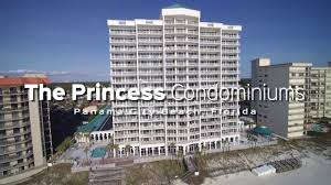 princess condominiums panama city beach florida real estate for