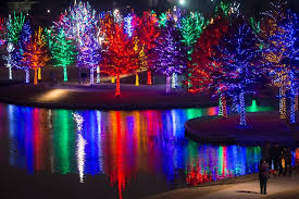 9 best places to see lights in dfw dallas observer