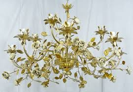 Gold Leaf Chandelier Our Creations Are Made At Our Crafts Firm To Get The Highest