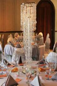 centerpiece rentals candelabra centerpiece rental with fresh flower topper www