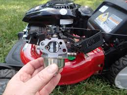 sears craftsman lawn mower kohler courage engine cleaning