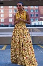 african print 8 ankara maxi dresses to cop this weekend fashion