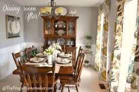 Sarah Richardson Dining Rooms Happily Ever Before U0026 After Week 4 Dining Room Makeover Via The