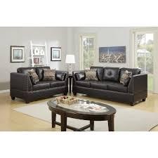 Leather Sofa Loveseat Sofa Sets Living Rooms