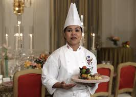 navy seal team helps celebrity chef mario batali cook obama u0027s