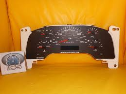 used chevrolet express 2500 instrument clusters for sale