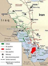 Map Of Persian Gulf Index Of Maps Images