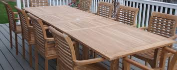 Restore Teak Outdoor Furniture by Windsor Teak Furniture Grade A Premium Teak Importer Direct Save