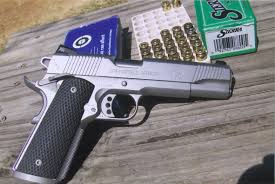 the springfield trp 45 acp handloads for a custom shop 1911