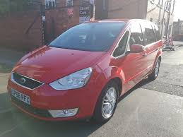 ford galaxy 2 0 ghia tdci 5dr manual for sale in crewe