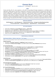 cfo resume examples resume for your job application