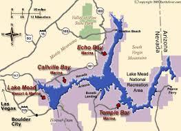 lake mead map lake mead las vegas jet ski boat kayak paddle board