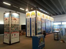 traliccio americano crosswire x10 cing exhibition exhibiotionstand design display