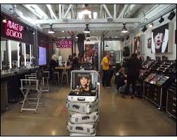 makeup school in la 17 best make up images on make up retail displays and