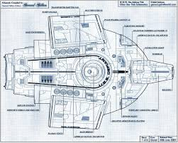 Star Trek Enterprise Floor Plans by Schematics Trekcore U0027star Trek Ds9 U0027 Screencap U0026 Image Gallery