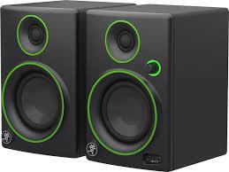 black friday studio monitors mackie cr3 creative reference multimedia monitors 2 way powered