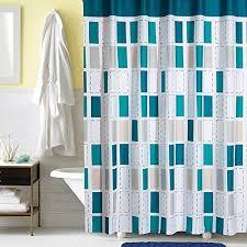 ufaitheart bathroom waterproof fabric bath curtain stall shower