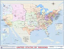 United States Map By Region by What Are The Bsa U0027s Regions And Areas