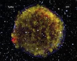 imagenes universo estelar los escombros de una explosión estelar
