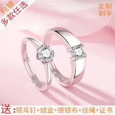 wedding ring japan s925 sterling silver ring men and women jewelry japan and south