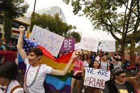 man with weapons was headed to l a pride parade la times