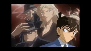 vermouth detective conan the black organization theme song youtube