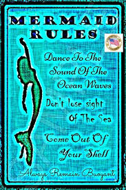 Margaritaville Home Decor Amazon Com Mermaid Sign Rules Made In Usa 8