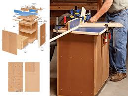 Wood Plans Furniture Filetype Pdf by 8 Free Diy Router Table Plans You Can Use Right Now