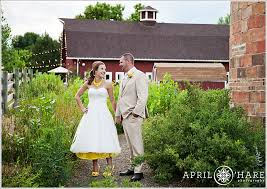 Chatfield Denver Botanic Gardens Pretty Yellow Wedding At Denver Botanic Gardens Chatfield Farms