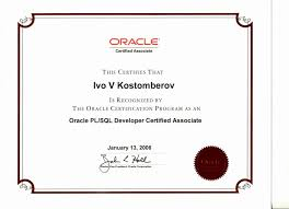 Sample Resume For Sql Developer by Sample Resume For Oracle Pl Sql Developer Free Resume Example