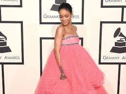 rihanna u0027s pink gown inspired cake express tribune