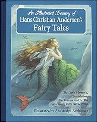 wildlife treasury cards an illustrated treasury of hans christian andersen s fairy tales