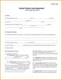 farm lease agreement template ontario example good template