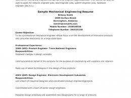 Sample Resume Mechanical Engineer by Download Chief Mechanical Engineer Sample Resume