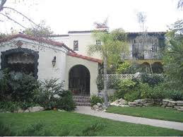 spanish revival homes 1932 spanish colonial in los angeles california oldhouses com