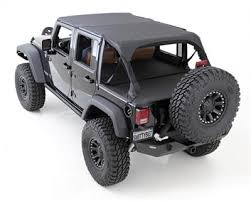 jeep wrangler cer top smittybilt part 761335 smittybilt jeep tonneau cover in black