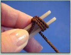 rosary makers learn the barrel knot rosary makers guide crochet knots and
