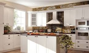 Shaker Style Interior Design by Decorating Finest Kitchen With Catchy Look By Admirable Shaker
