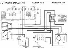 yamaha golf cart electrical diagram yamaha g1 golf cart wiring