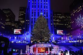 rockefeller center tree lighting 2016 where to