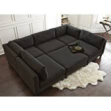 Pit Sectional Sofa Home By Catherine Lowe Chelsea Modular Sectional Reviews