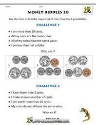 money worksheets match to 10 dollars homeschool 2nd grade