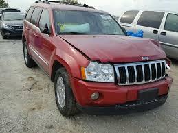 2005 jeep grand salvage certificate 2005 jeep 4dr spor 4 7l 8 for sale in
