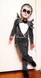 Jack Skellington Costume Free Sewing Patterns For Boys And Girls Sew Boy Halloween Style