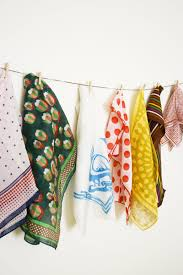 Creative Way To Hang Scarves by 10 Space Saving Tips For The With Too Many Scarves Brit Co