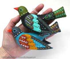 339 best felt birds images on bird patterns bird and