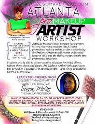 makeup school in az become a freelance makeup artist workshop mountain