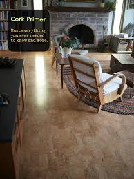everything you wanted to about cork flooring and then some